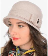Шляпа,светло-бежевый меланж