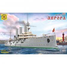 Сборная модель Крейсер Аврора (1:400)