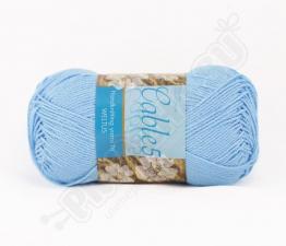 Пряжа Cable 5 / светло-голубой