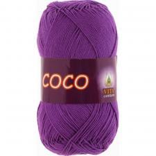 Пряжа Vita Cotton Coco (Коко) 100% хлопок, 240м/50г