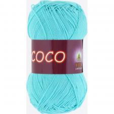 Пряжа Vita Cotton Coco (Коко) 100% хлопок, 240м/50г/ 3867
