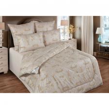 Одеяло облегченное 172*205, ОМТ150-17, шерсть овечья, ткань тик, п/э